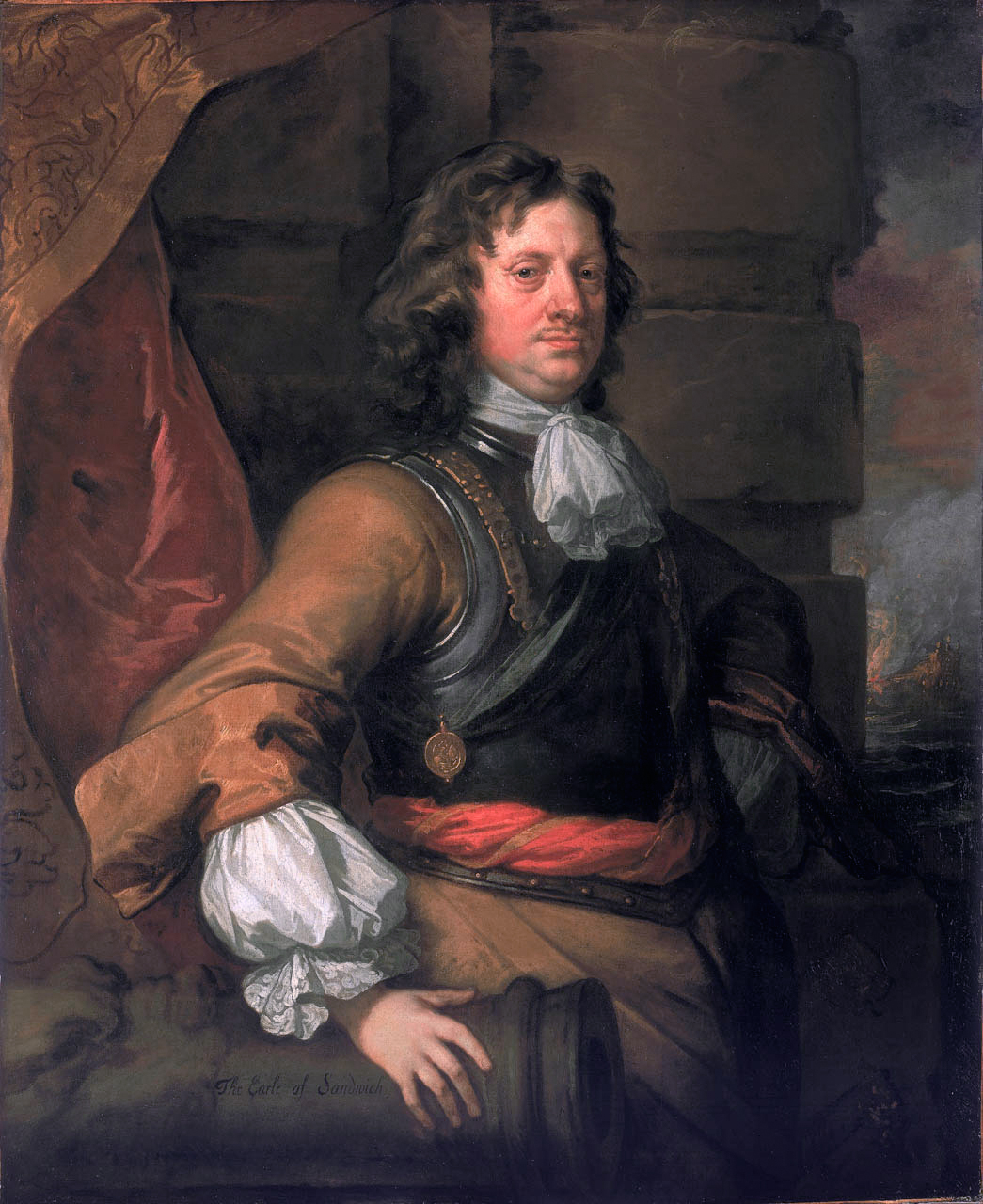 Photo from Wikipedia Commons: http://en.wikipedia.org/wiki/File:Edward_Montagu.jpeg